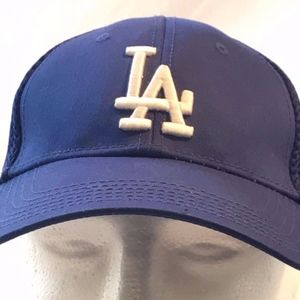 Los Angles LA Dodgers Youth BlueNew Era Fitted MLB